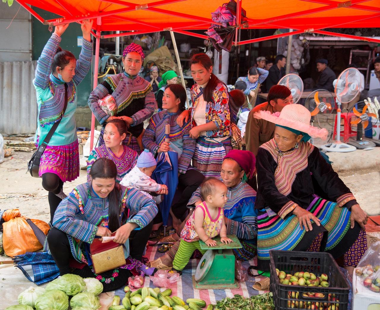 Liste des marchés ethniques du nord