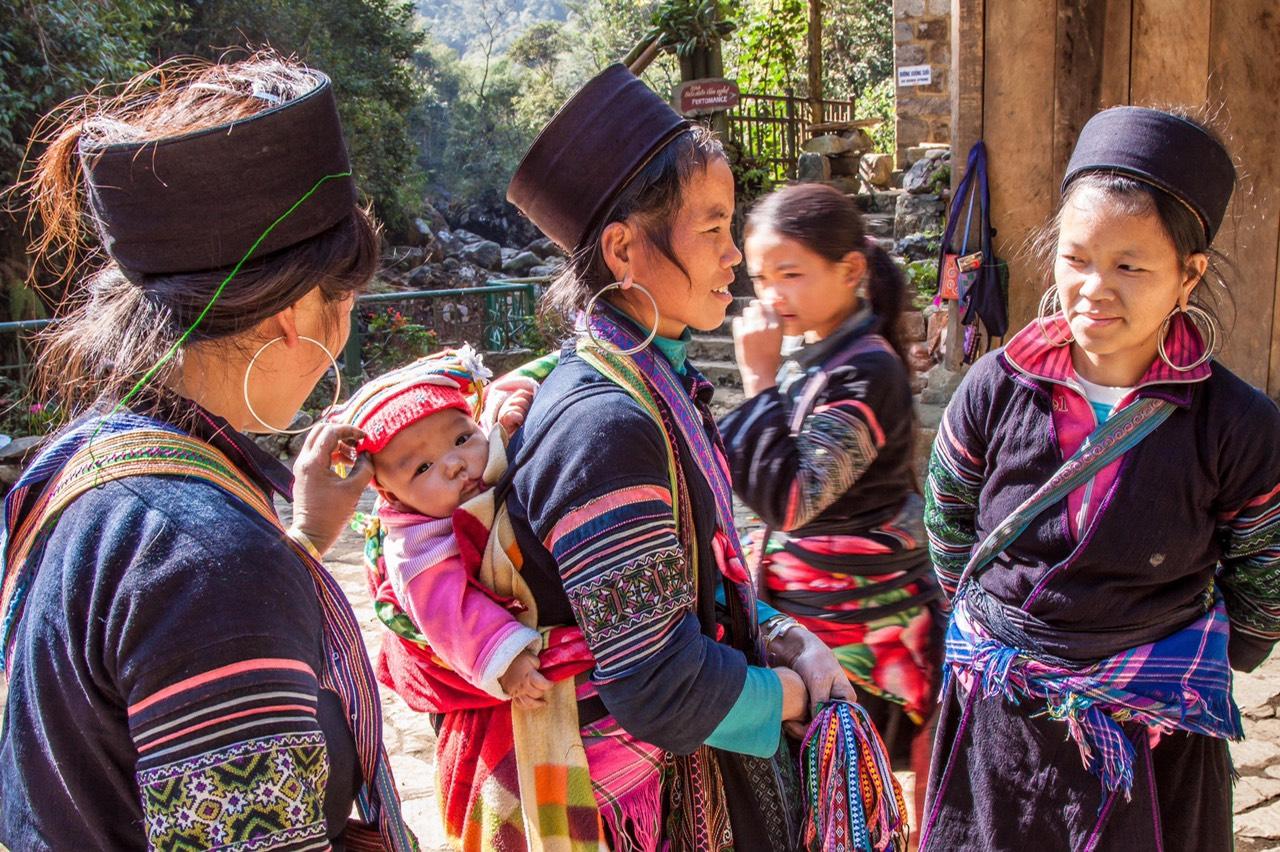 A la rencontre des minorités ethniques de Sa Pa