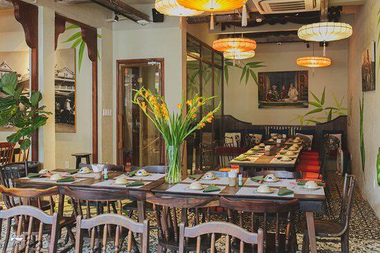 Les meilleurs restaurants à Saigon