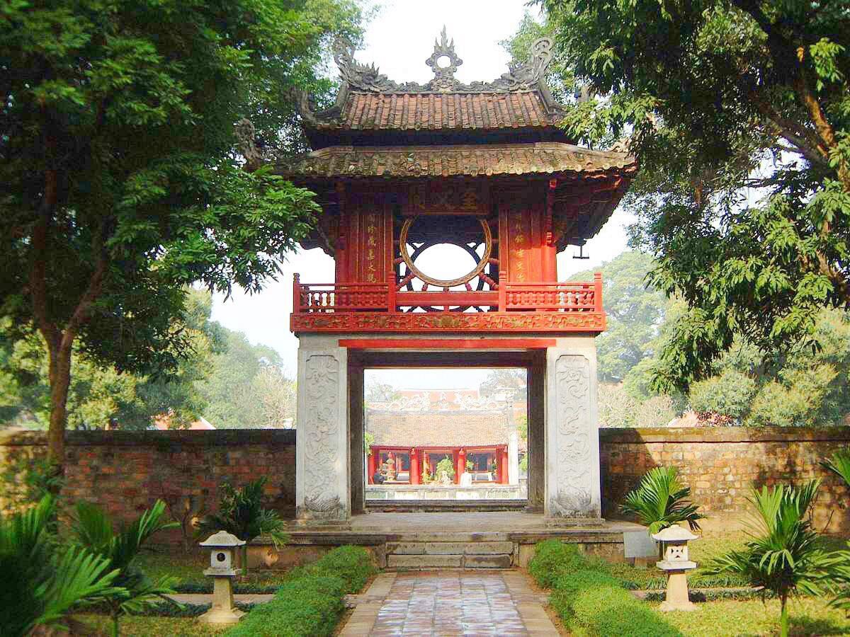 Temple de la Littérature de Hanoï