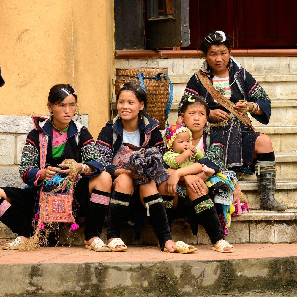 Les Hmong du Vietnam